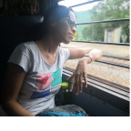 Scenes from an Indian Train Journey