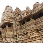 "Exploring the Temple Town of ""Khajuraho"" (Part – 1)"